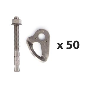 Einbohr Vorteilspackungen A2 Stahl