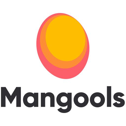 Das Bild zeigt das Logo der SEO Plattform Mangools.